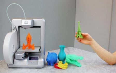 услуги 3d принтера