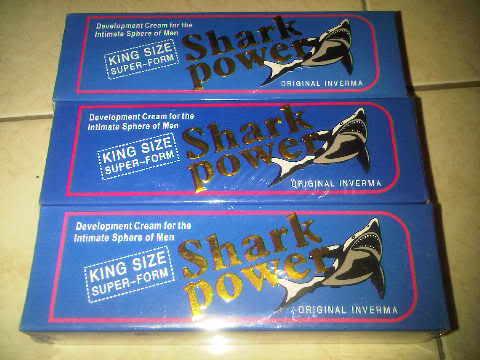 shark super power